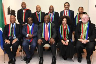 Ramaphosa and Team SA to sell SA's 'renewal story' today in Davos