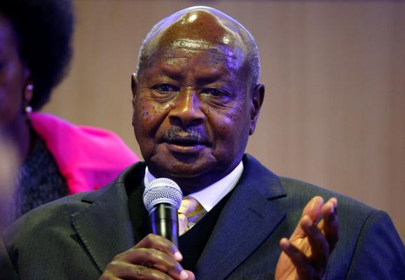 Uganda President Yoweri Museveni. Image: ANA