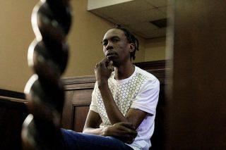 Pitch Black Afro denied bail, back behind bars until April 12