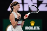 Red-hot Kvitova makes Open final to prove doubters wrong