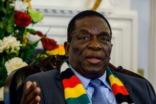 First release activists, then we'll talk, opposition tells Mnangagwa