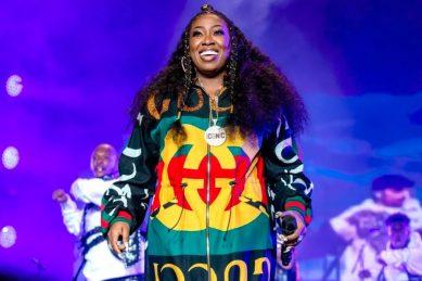 Missy Elliott makes music history