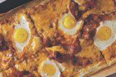 Recipe: Puff pastry breakfast pizza