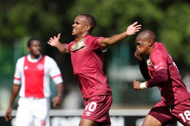 Stellies striker set for SuperSport move