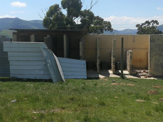 Eastern Cape MEC promises school repairs as 'motivation' after improved pass rate