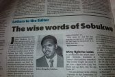 EC newspaper faces social media fire for confusing Biko with Sobukwe