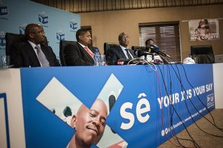 IEC calls for the addresses of 1.5m voters on the roll