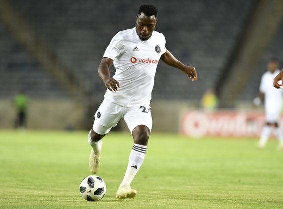 Pirates technical team blocks Maphangule's move