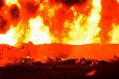 Fuel pipeline blaze in Mexico kills 21, injures dozens