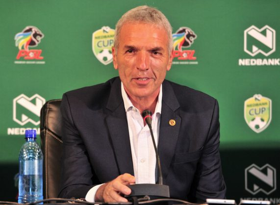 Chiefs coach regrets blasting PSL CEO