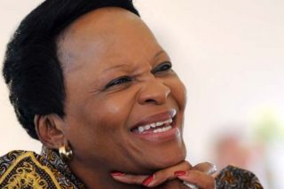 Mokonyane won't be taking up her position as MP due to 'family responsibilities'