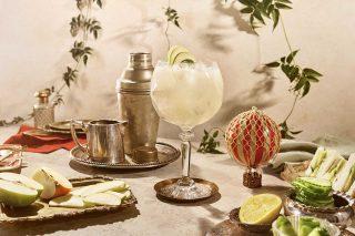 Recipe: Orchard Collins & Monkey Colada