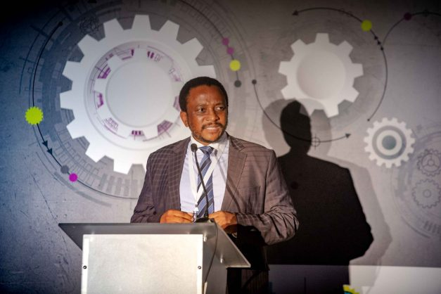 Deputy director-general of special economic zones and economic transformation Sipho Zikode. Image: Twitter/@innovsummit