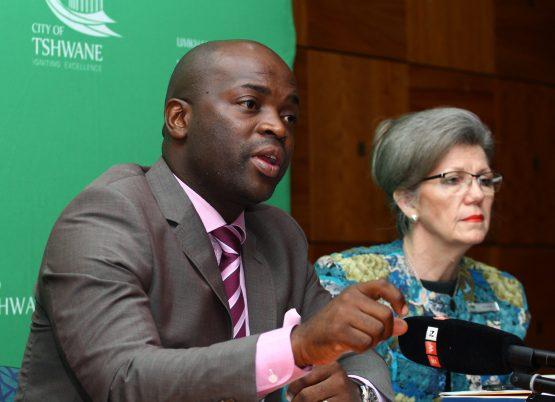 Paralysed DA-led Tshwane still merrily paying PEU millions