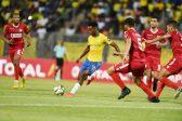 Mosimane slams Wydad 'bullies' as Zwane brace wins clash of giants