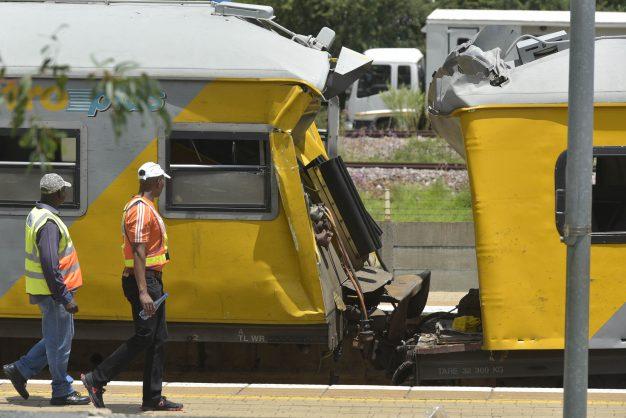 Ramaphosa sends condolences to Pretoria train crash victims