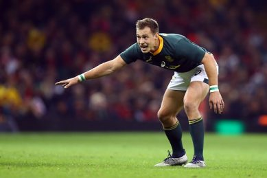 Ivan embraces one of SA's biggest rugby duels of 2019