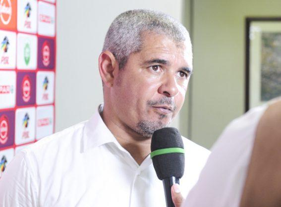 Clinton Larsen, Coach of Chippa United (Gerhard Duraan/BackpagePix)