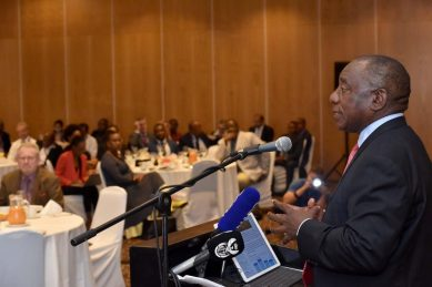 Diversified economy a big selling point for SA in Davos
