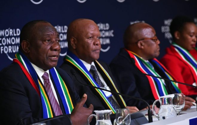 SA turning things around after 'decade of stagnation and paralysis
