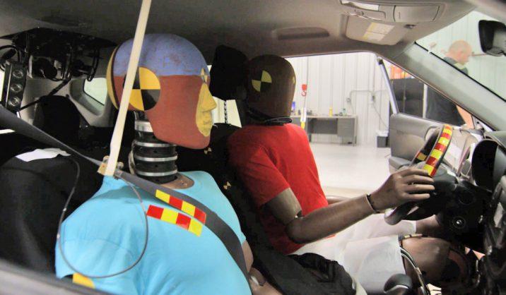 Hyundai develops world-first multi-collision airbag system