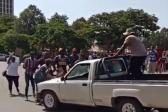 Zimbabweans refuse to help police identify protestors