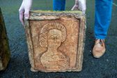 'Indiana Jones of art' finds stolen Spanish carvings in English garden