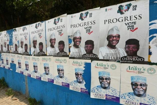 Row as president's niece takes election post ahead of Nigeria vote