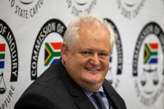 Agrizzi in racism row after calling Bosasa director 'Romeo', allegedly after his pet monkey