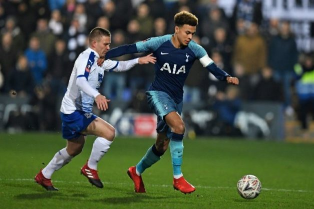 Spurs ready for trophy charge after 11-year drought, vows Alli