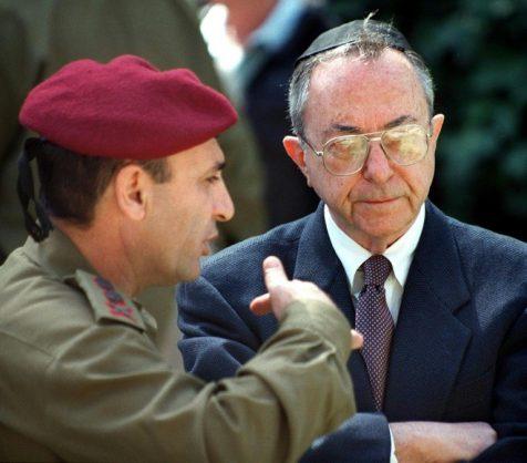 Israel ex-minister and Netanyahu mentor Moshe Arens dies