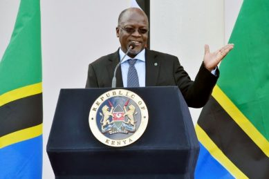 Tanzanian President says prayers quelled Covid-19