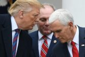 Top Republicans oppose border 'emergency' as shutdown drags on