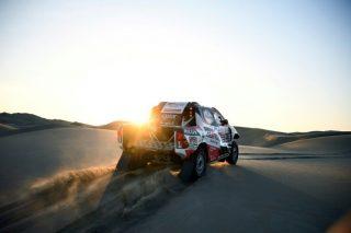 Al Attiyah ensures SA stay on top in Dakar