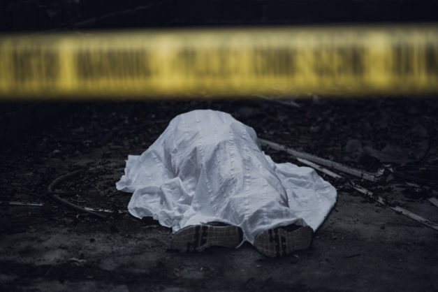 Manhunt launched after burnt body found in Free State field