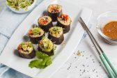 Recipe: Quinoa sushi rolls