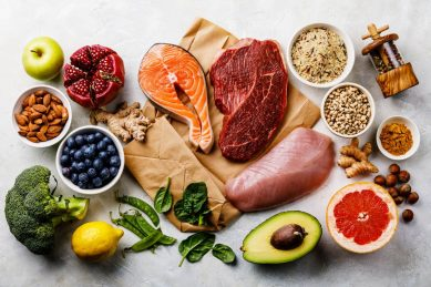 The best food choices for people with HIV and TB