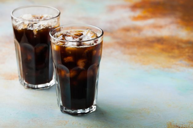 Sugary drinks and fruit juices could increase risk of cancer