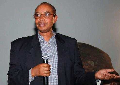 The late Patrick Karegeya, Rwanda's former spy chief.