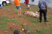 Freak lightning storms strikes fishermen in Mpumalanga