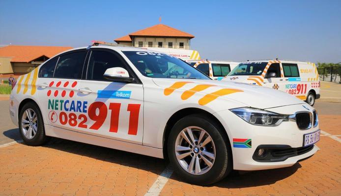 Netcare 911. Image: Netcare 911