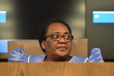 Oliphant tells Zondo she did not discuss Manyi's transfer to GCIS with Zuma