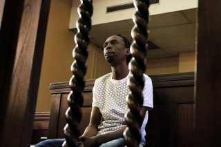 Pitch Black Afro's wife died of head injuries from beating, court hears - Citizen
