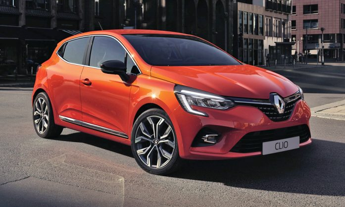 All about the new fifth gen Renault Clio