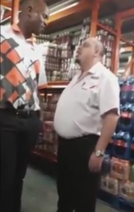 WATCH: Shoprite manager caught swearing at employee suspended