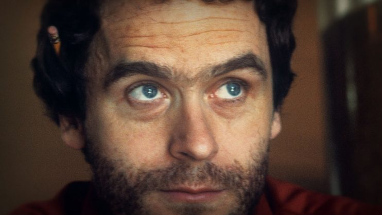 Conversations with a Killer: The Ted Bundy Tapes. Picture: Netflix