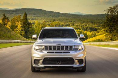 DETAILS: Jeep Grand Cherokee Trackhawk