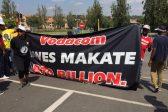 UPDATE: #PleaseCallMeMovement protests close Vodaworld