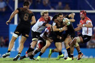 Hat-trick hero Marnus shocked as Lions claim historic win