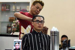 Hair apparent: Hanoi barber offers free Trump, Kim cuts ahead of summit